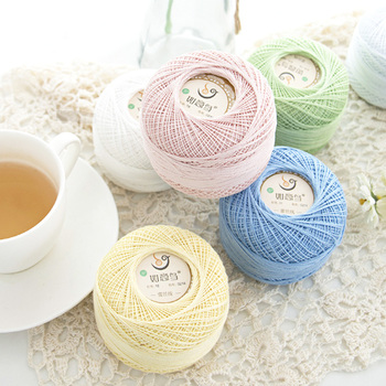 wholesale 100% cotton yarn crochet yarn cotton in summer for hand knitting