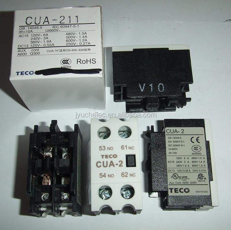 New TECO CU-23 AC110V AC Contactor