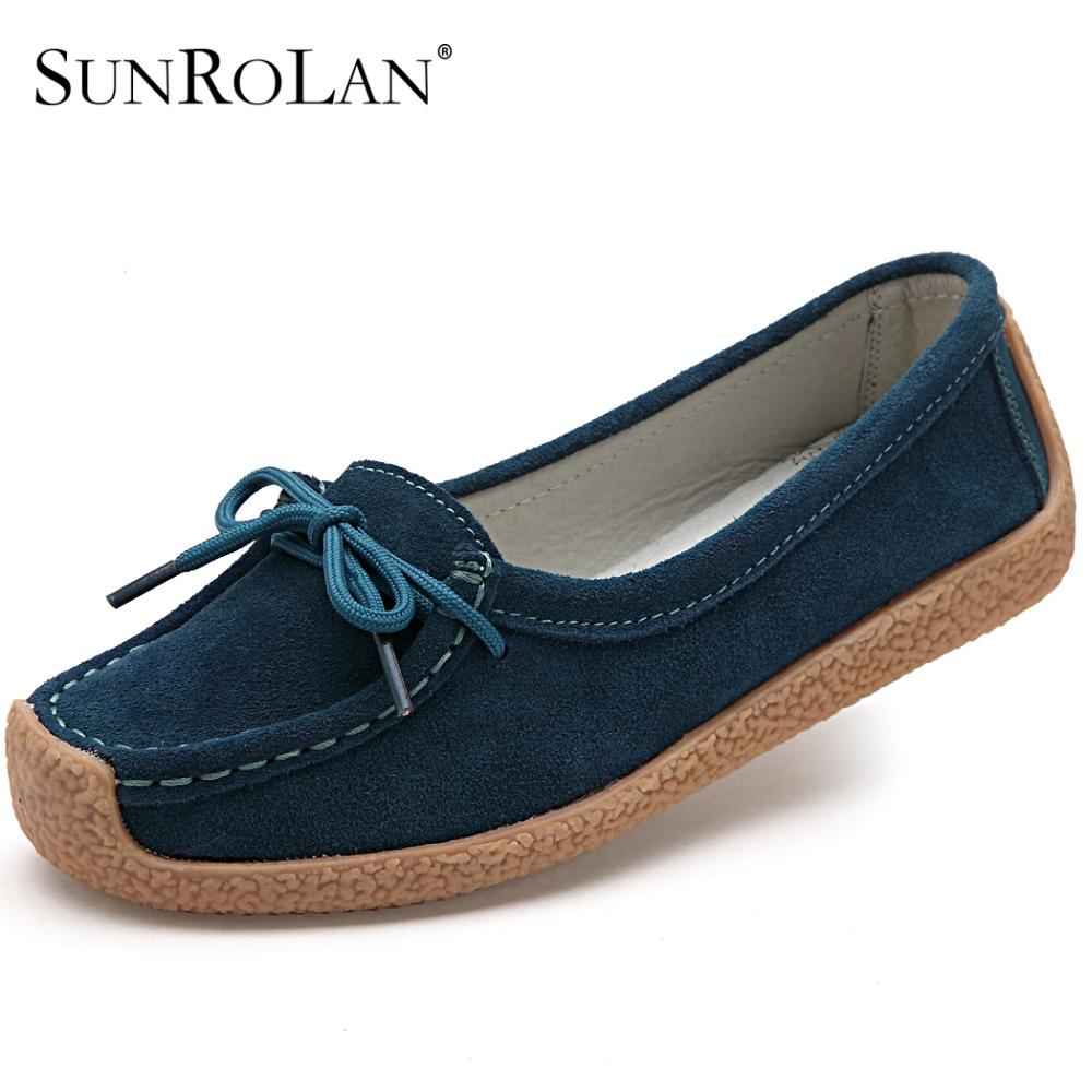 Купи из китая Обувь с alideals в магазине SUNROLAN Footwear Store