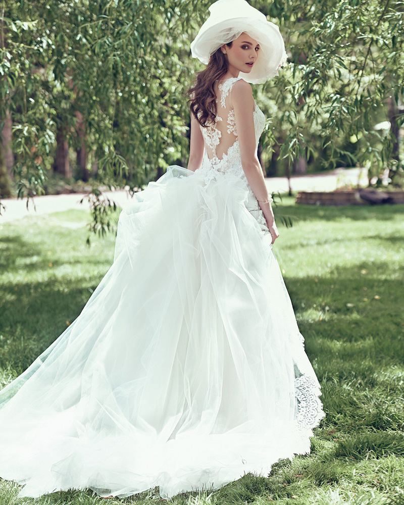 Cheap Wedding Dresses Colorado Springs: Popular Country Western Wedding Dresses-Buy Cheap Country