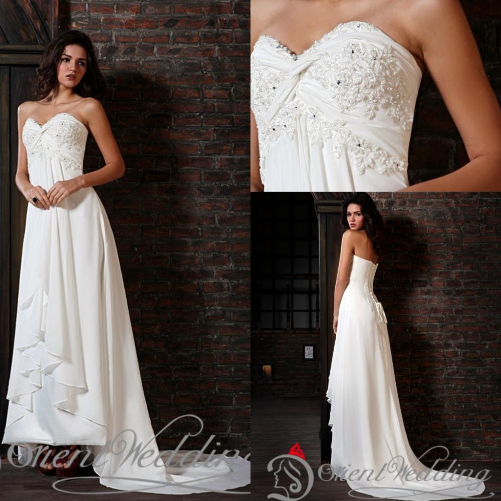 Wedding dresses: western style plus size wedding dresses