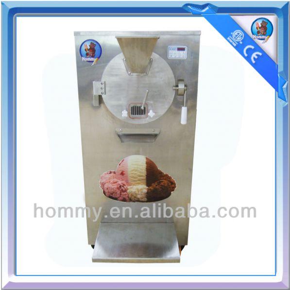Коммерческая машина для производства Твердого мороженого с морозильной камерой