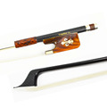 4 4 Size New Carbon Fiber Material Cello Bow For Concerto Level Oxhorn Frog Mounted Nickel