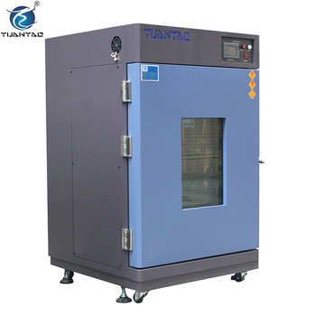 Industrial high temperature pressure curing ovens for coating powder