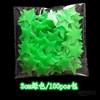 ירוק 3cm 100pcs בסט