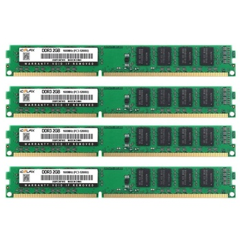 Excellent Quality Memory Module Memoria Ram DDR for Desktop Compatible with All Motherboards PC3 12800 1600MHZ CL11 2GB DDR3 Ram