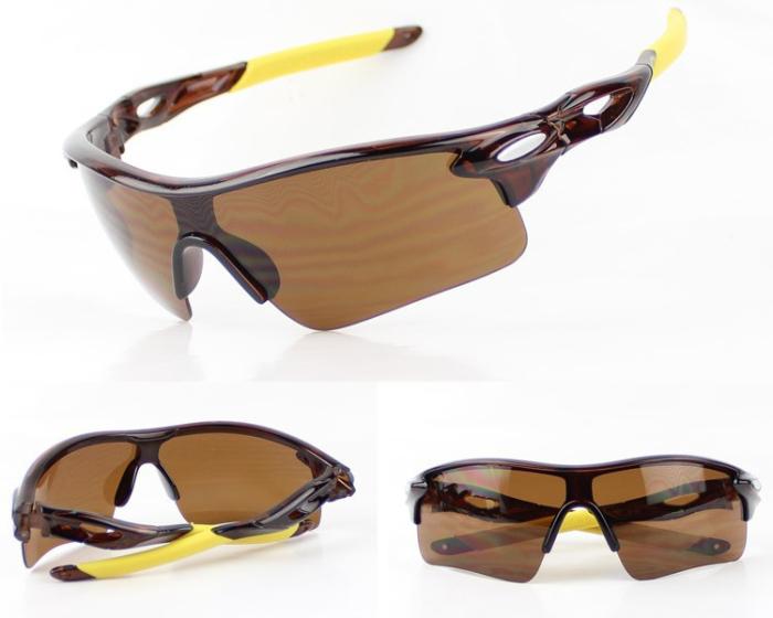 28ba2036b Nova marca de visão noturna de condução homens explosões óculos de  segurança do motorista UV 400