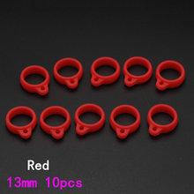 Силиконовый ремешок для браслета, кольцо для ожерелья для Pod Juu Relx EGO CE4 EVOD, атомайзер, силиконовое кольцо для вейпа(Китай)