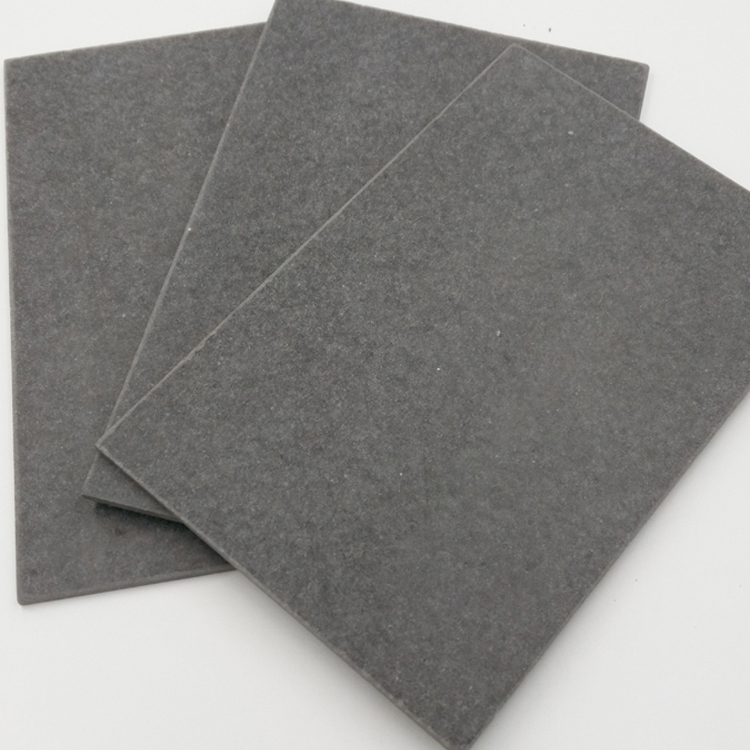 Patterned Suspended Fiber Cement Board Ceiling Facede Panel