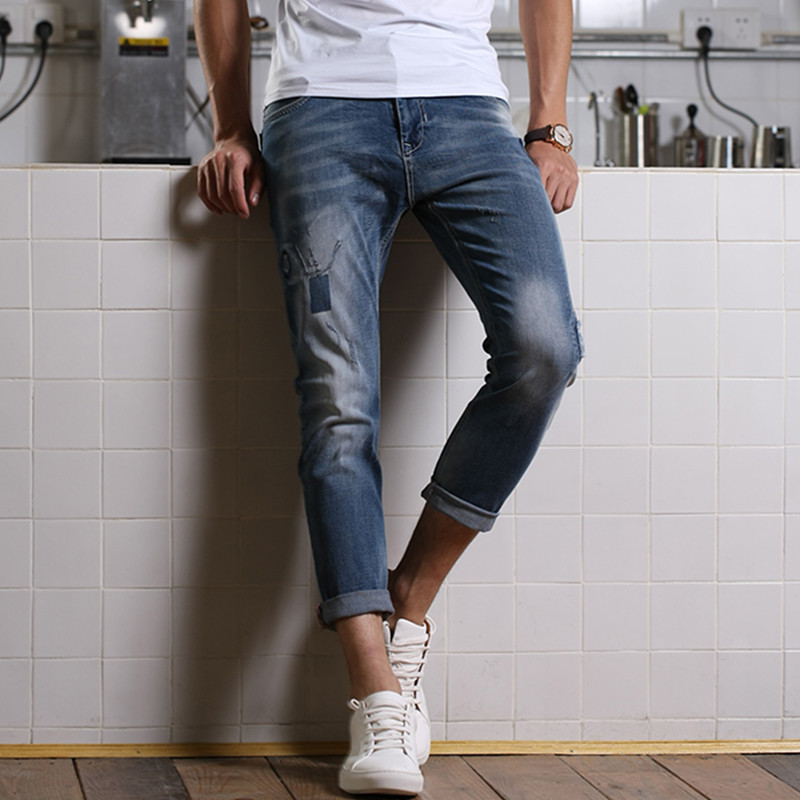 Popular elastic ankle jeans of Good Quality and at Affordable Prices You can Buy on AliExpress. We believe in helping you find the product that is right for you.
