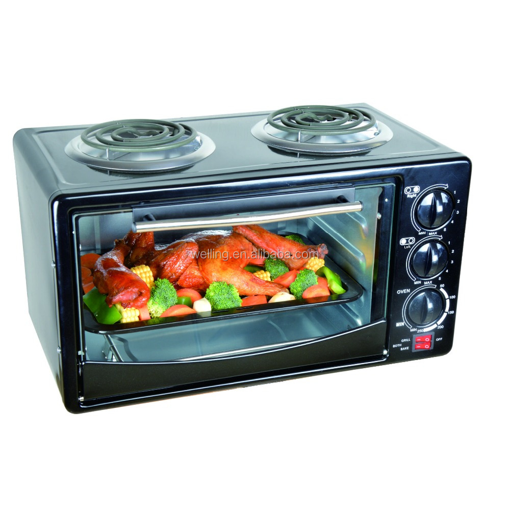 Electric Oven With Hot Plate Electric Toaster Oven Hotplate Oven With burner