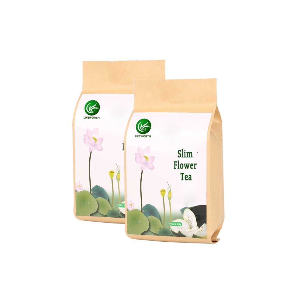 Lifeworth rose lotus leaf china slim herb tea - 4uTea | 4uTea.com