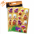Hot Sale Waterpoof Children 3D Removable Hallowmas Color Puffy Sticker