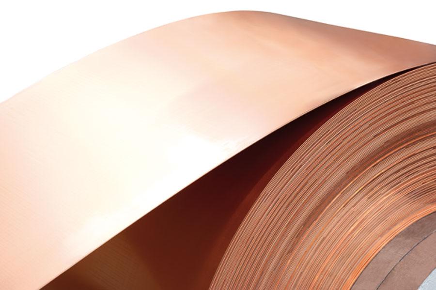 Высококачественная лента из 99.9% чистой меди с сертификатом ISO9001