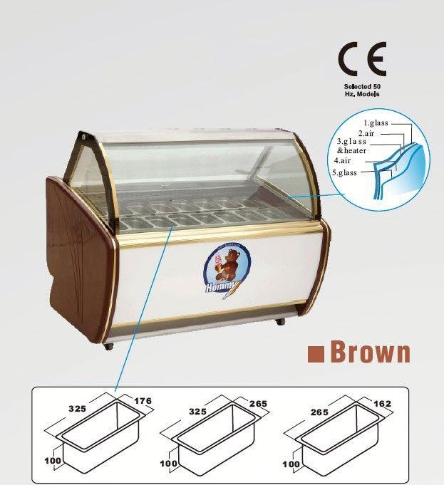 Горячая продажа машина для производства Твердого мороженого по низкой цене