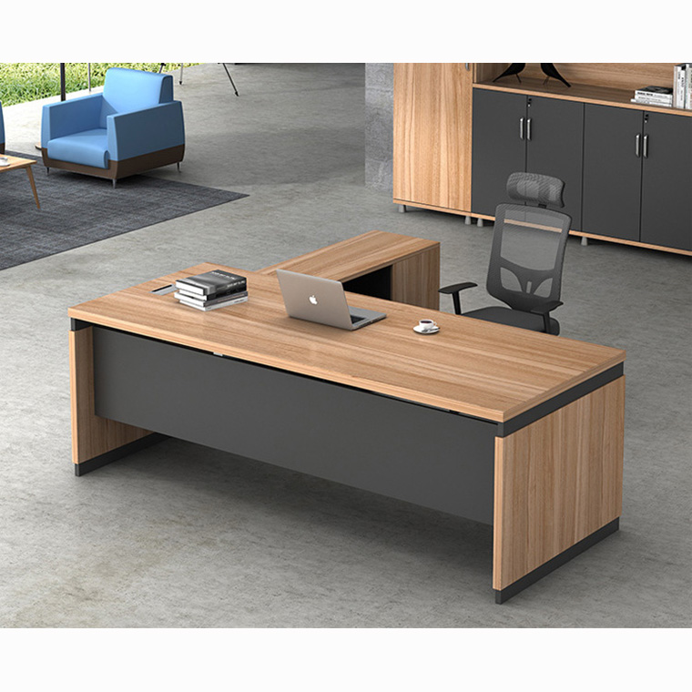 Low Price New Design L Shaped Modern Office Furniture Executive Desk Set Buy Office Furniture Executive Desk Set Office Furniture Chairman Desk Modern Office Desk Black Product On Alibaba Com