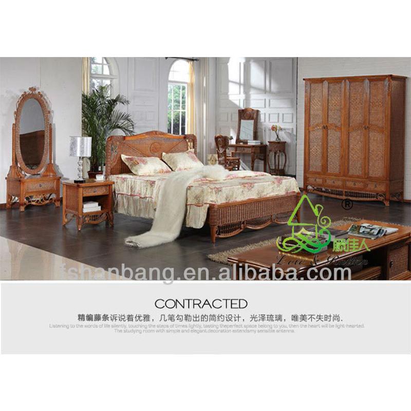 Cs9612 18 Conservatory Cane Wooden Bedroom Suite Buy Cane Bedroom Suite Designer Bedroom Suites Conservatory Bedroom Suite Product On Alibaba Com