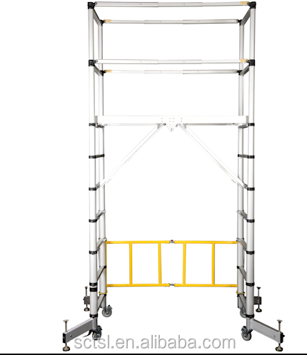 September purchase New style mobile scaffolding tower ladder