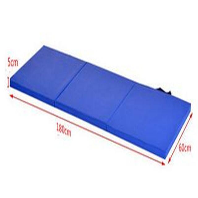 Распродажа, мягкий и удобный гимнастический складной коврик, оборудование для спортзала