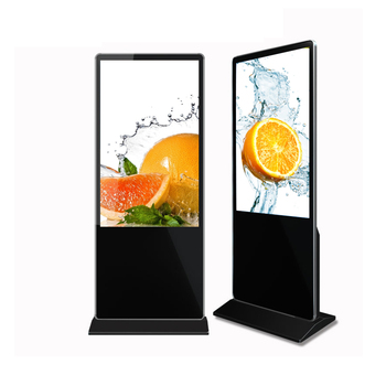 "Lcd 47 Inch 55"" Touch Screen Led Smart Display Standing Android Digital Signage Media Player Tv"
