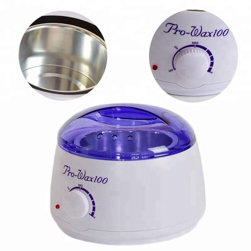Depilatory Hard Wax Heater Hair Removal Kit Wax Warmer Heater Machine Pot Pro Wax