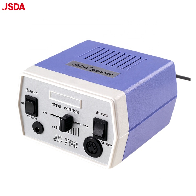 2020 Wholesale JD 700 30000RPM Nail Drill Manicure Machine Strong Nail Drill