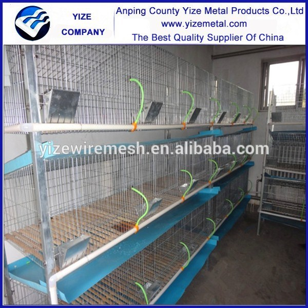 China Commercial Rabbit Farm Cage Used Rabbit Cages For