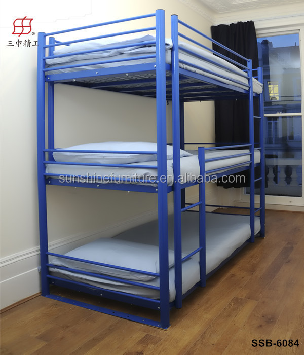 Cheap Metal Adult 3 Tier Triple Bunk Beds Sale For Adults Buy Triple Bunk Bed Triple Bunk Beds Sale 3 Tier Bunk Beds Product On Alibaba Com