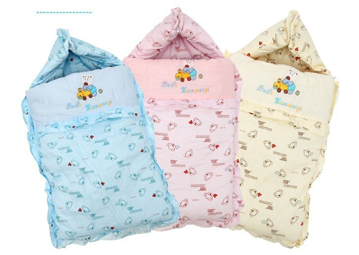 2016 Baby Oversized Sleeping Bags Winter As Envelope For Newborn