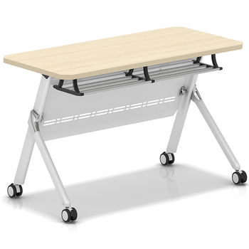 Hot sale office furniture folding training table and chair