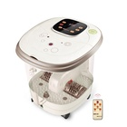 CE Approval Automatic Luxury Foot Bath Spa Massager With Water Heater