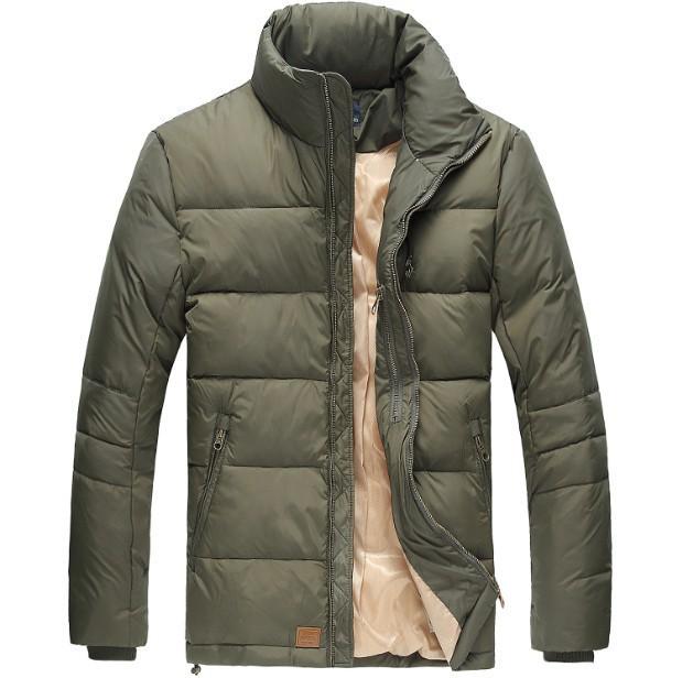 [ELITE] NEW mens winter duck down jacket outdoor parka