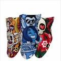 2 layer thermal Skiing Half Face Mask Winter warm Windproof Fleece ski bibs Print snowboard Hood