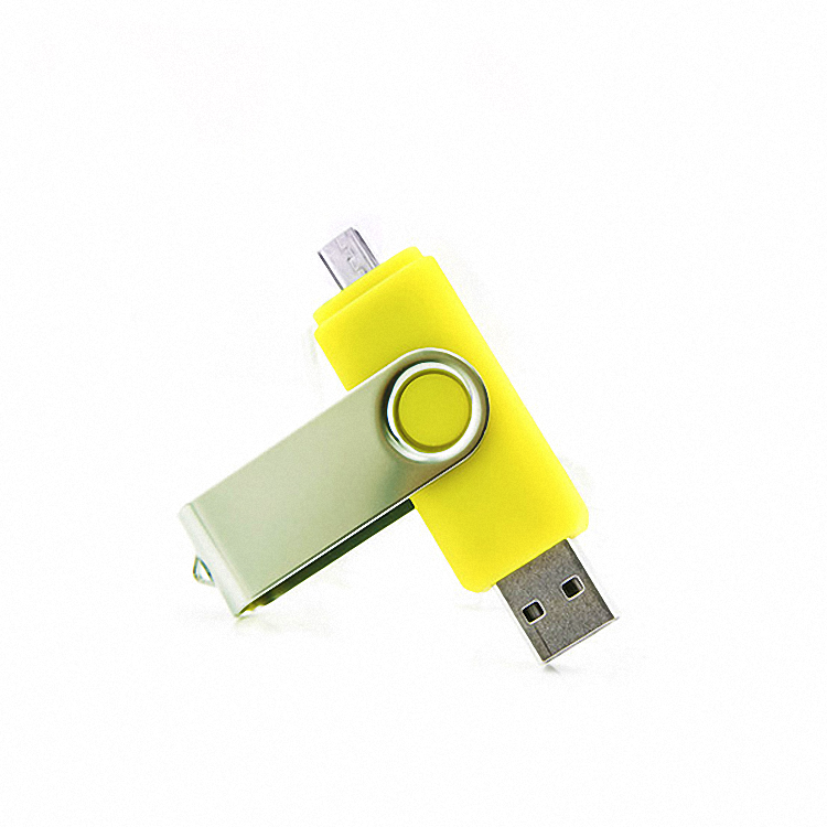 High Speed Double Use Otg Pen drive 16gb 32gb 64gb 2.0 Micro memory stick for smartphone customized logo - USBSKY   USBSKY.NET