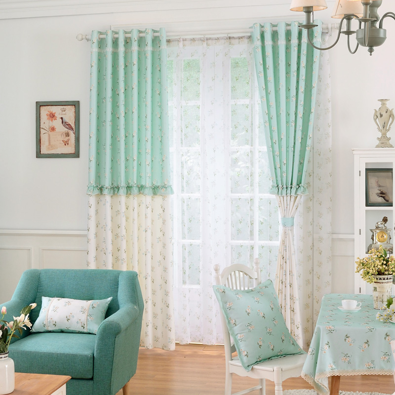 Cafe Curtains Blackout Drape Curtains Rustic Living Room