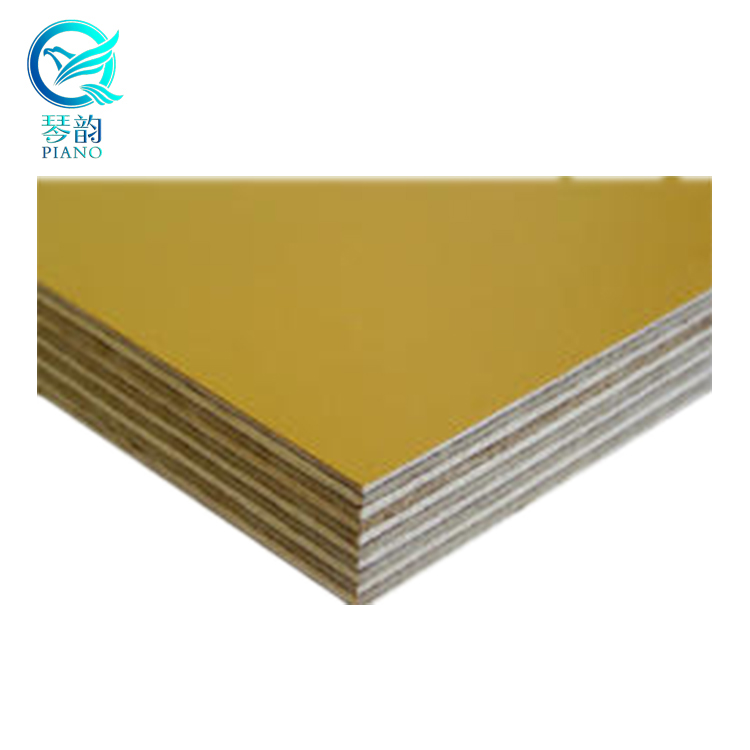 4'x8' Resopal Laminate HPL Plywood to Germany from factory