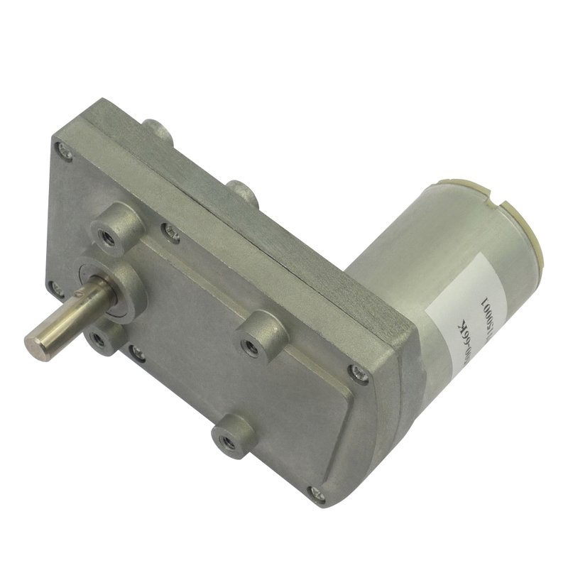 High Torque Low Speed 5 rpm DC Motor Gearbox 24mm CE ROHS ISO Approval