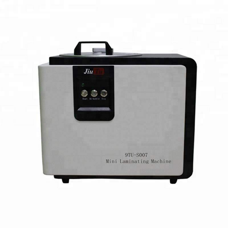 Upgrade JIUTU Mini OCA Vacuum Laminator Bubble Removing Machine LCD Glass Replacement Refurbish