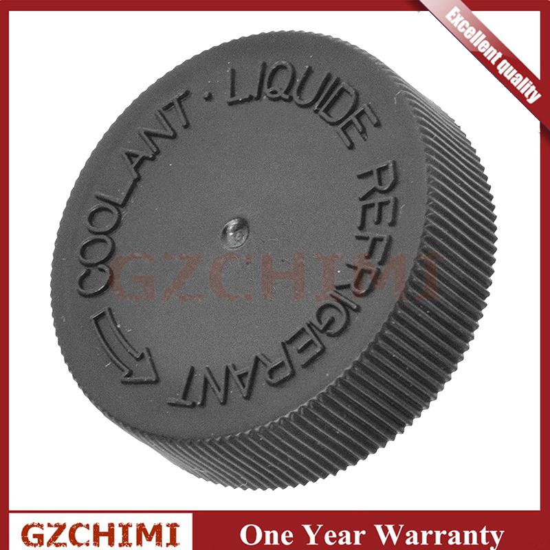 Car Coolant Overflow Tank Cap Cooling Tank Cap 21712-79900 For SELECT 2014-2015 Yellow Coolant Overflow Reservoir Cap
