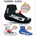 2016 Winter Fleece Thermal Bicycle Cycling Overshoes MTB Bike Cycling Shoes Cover Sports ShoeCover Pro Road