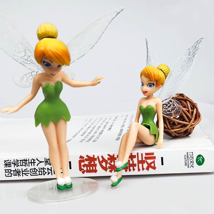 Принцесса сказочная экшн-фигурка игрушка торт Топпер игрушка на день рождения детский пластиковый торт Топпер оптовая продажа игрушка поставщик