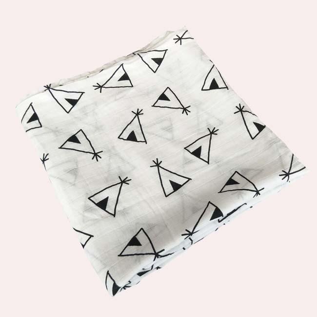 hot sale baby blanket muslin fabric rolls