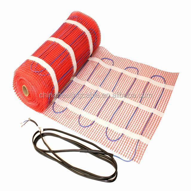 US market  radiant 120V or  240V  in-screed floor heating mat