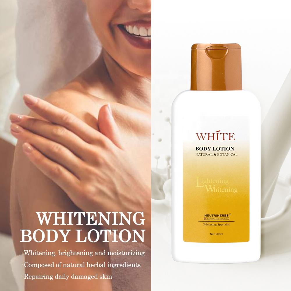 Neutriherbs Baby Skin And Body Whitening Cream Body Cream For Snow White Skin
