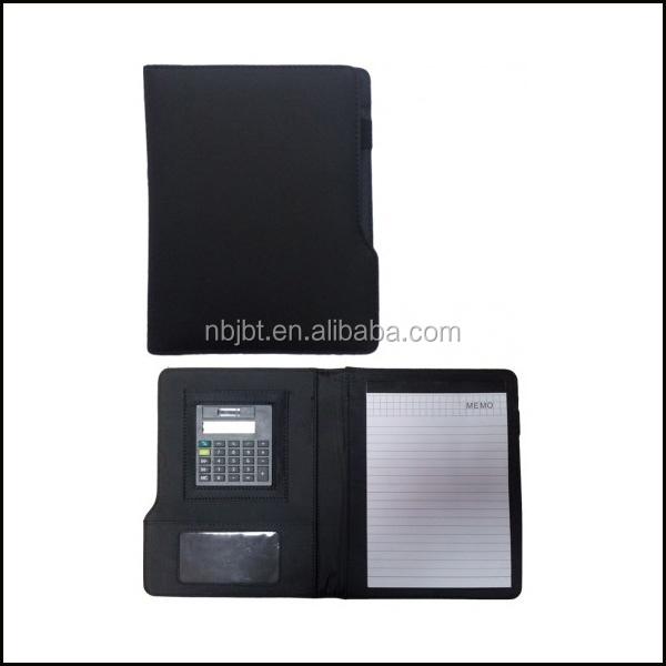 Оптовая продажа, индивидуальный Органайзер из искусственной кожи, рекламная папка для файлов формата А4, портфель из натуральной кожи