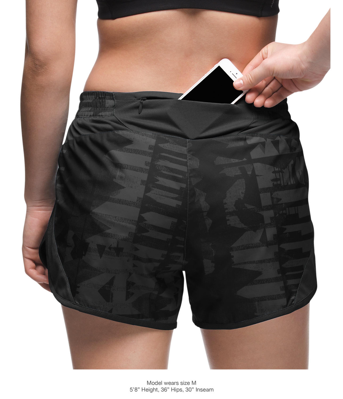 Short Shorts No Underwear