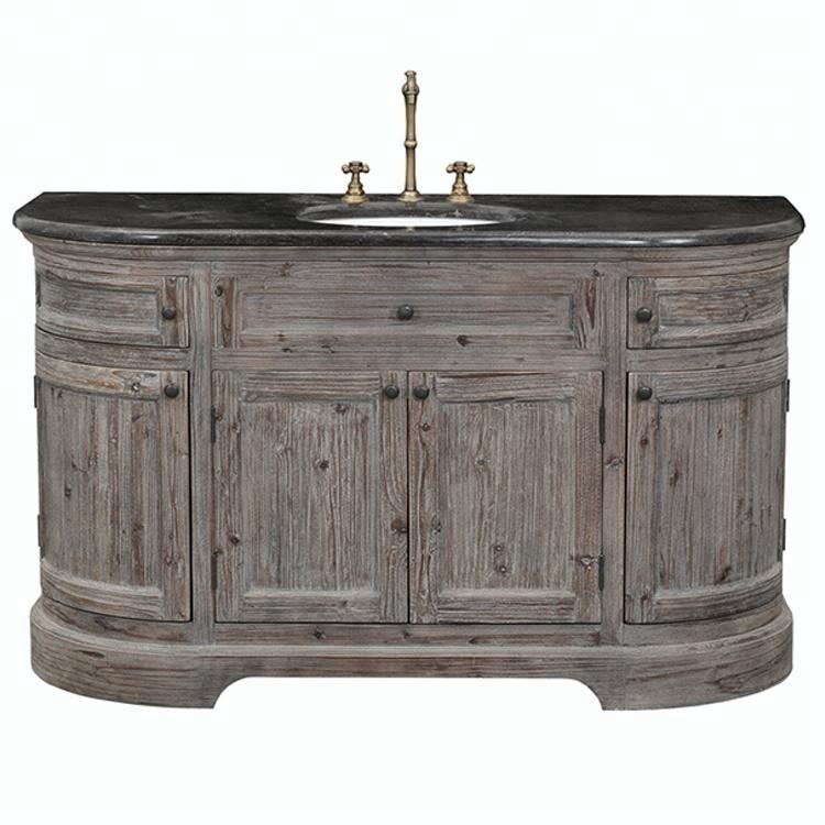 European Style Ningbo Antique Vintage Bathroom Vanity Cabinet Reproduction Solid Wooden Classic Hotel Vintage Bathroom Vanities View European Style Bathroom Vanities Antique House Product Details From Ningbo Antique House Limited On Alibaba Com