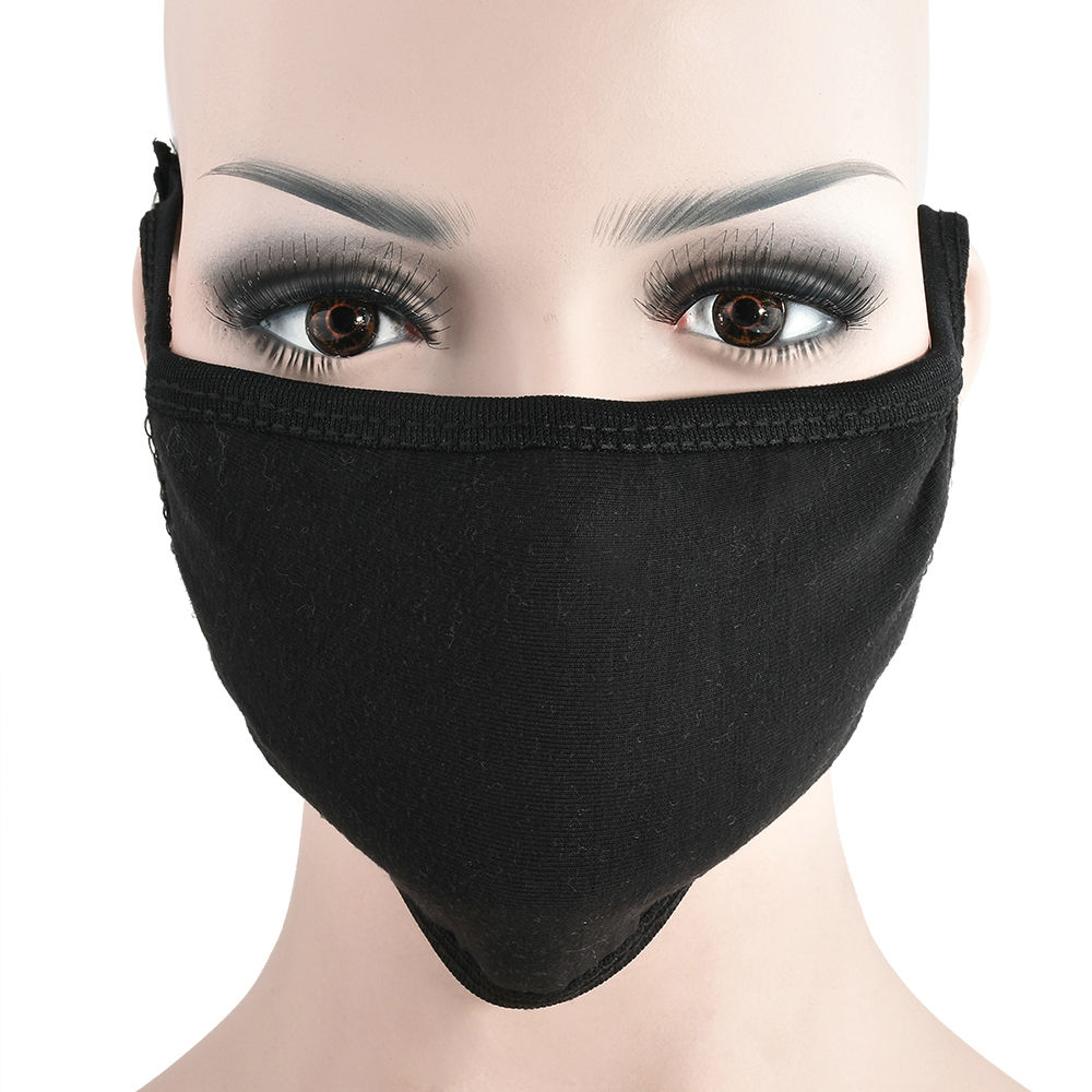 69ebf3b53 2019 Unisex Anti Dust Flu Mouth Face Mask Cotton Warm Surgical ...