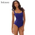 2016 Sexy Swimwear Women Tankini Two Pieces Set Swimsuit Ruffle Summer Beach Wear Push Up Bathing