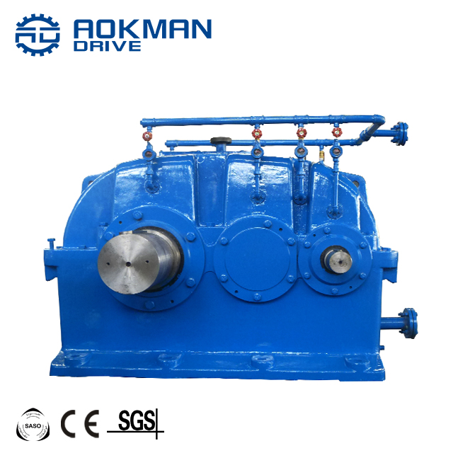 ZY Series Gearbox Speed Helical Also Parallel Shaft Reduction Gearbox Manufacturing Plant